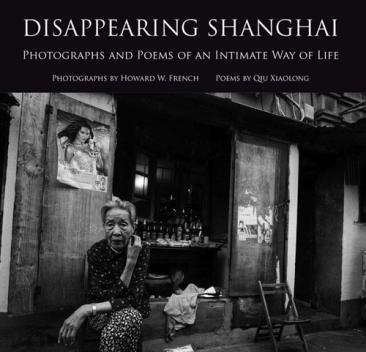 Cover: Disappearing Shanghai