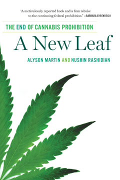 Cover: A New Leaf