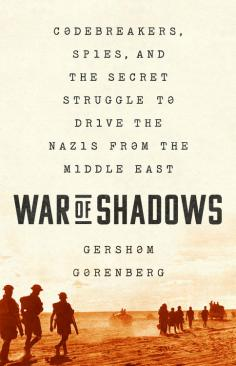cover of war of shadows