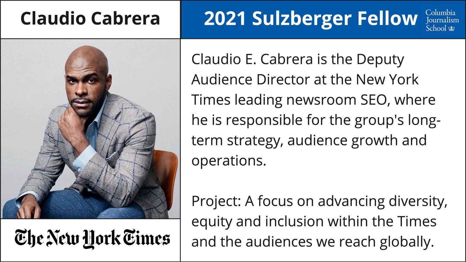 Claudio Cabrera