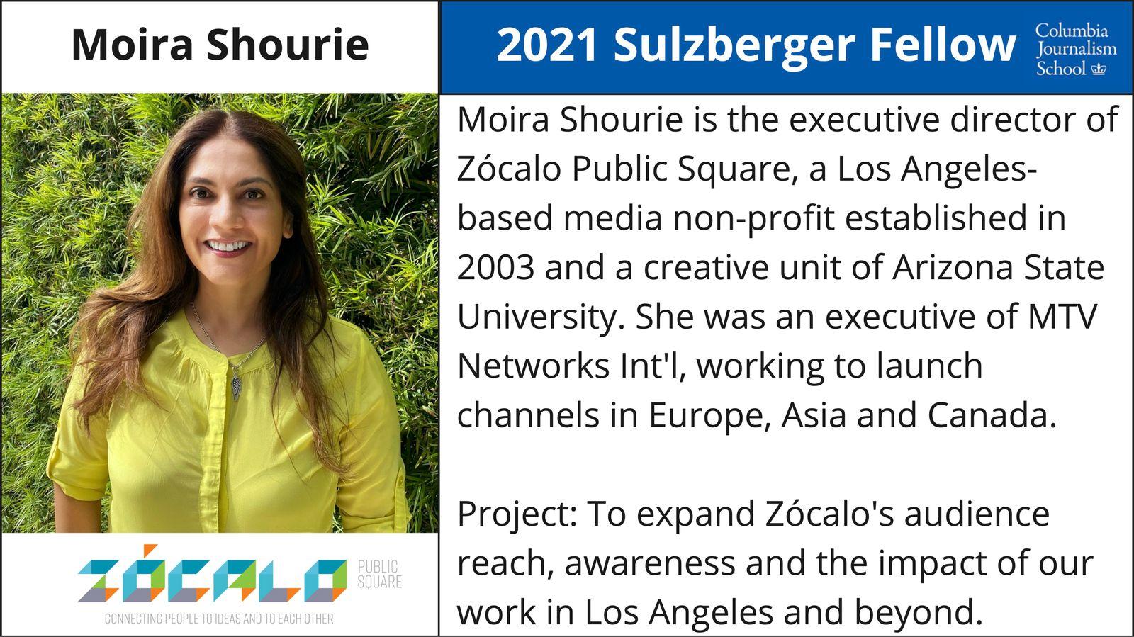 Moira Shourie