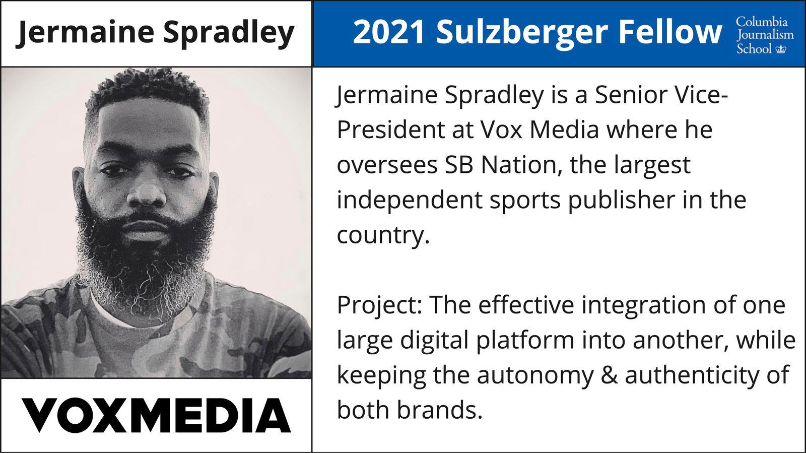 Jermaine Spradley