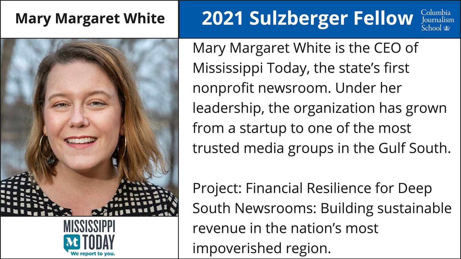 Mary Margaret White
