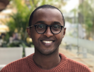 Abdi Latif Dahir, '16 M.A. Politics, Columbia Journalism School