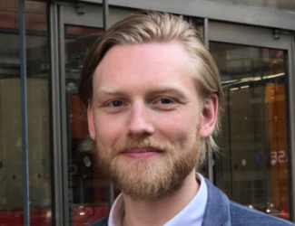 Tryggvi Adalbjornsson, '18 M.A. Science, Columbia Journalism School