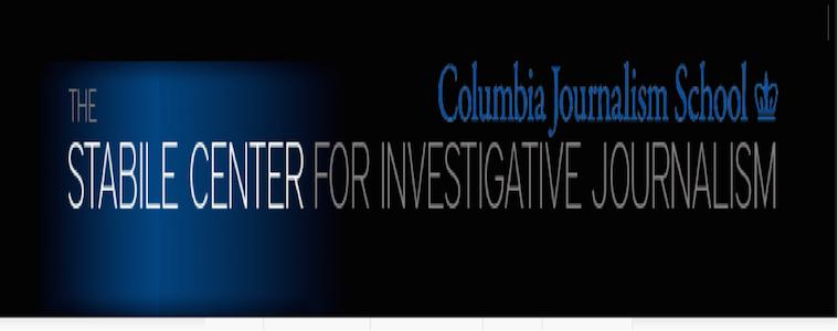 Stabile Center for Investigative Journalism Logo