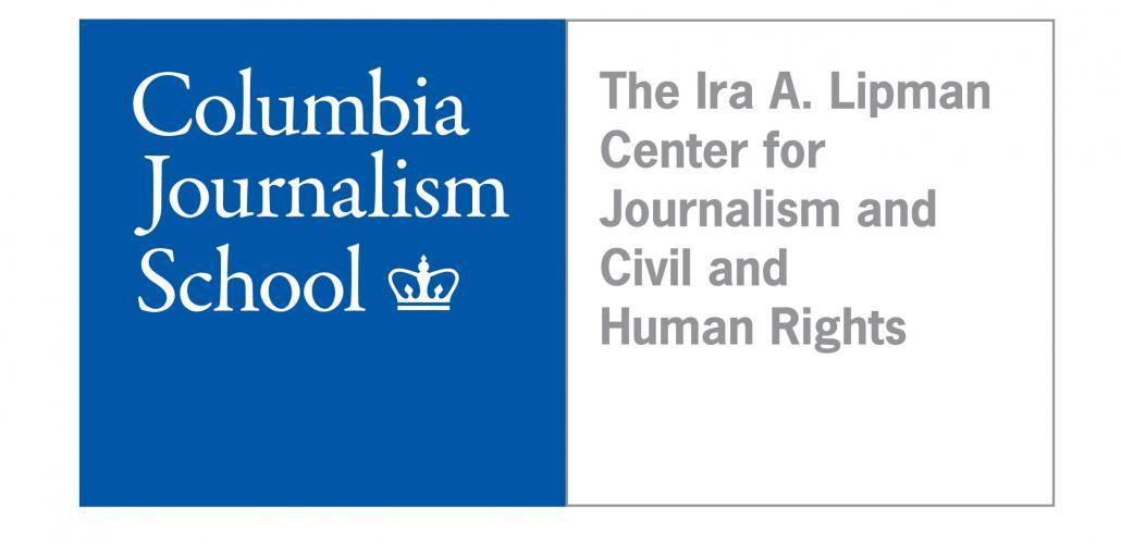 Ira A Lipman Center for Journalism logo