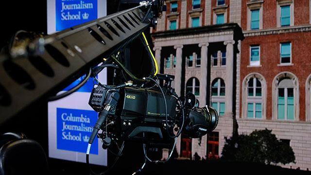Video Production Services at Columbia Journalism School