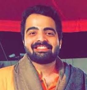Ali Raj, CJI Fellow