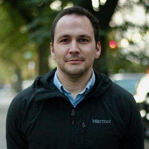 Delacorte Fellow Andrew McCormick