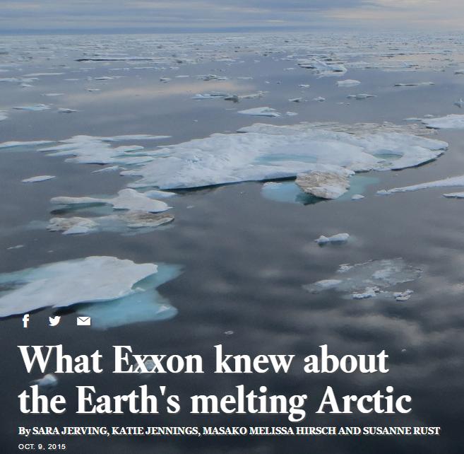 Exxon LA Times Story