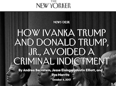 New Yorker story preview