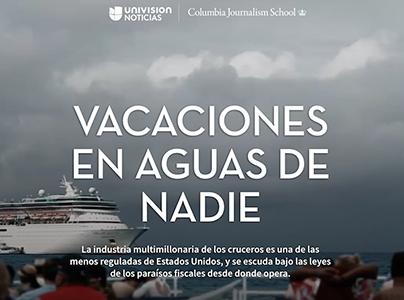 Preview: VACACIONES EN AGUAS DE NADIE