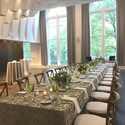 Banquet Style Dinner