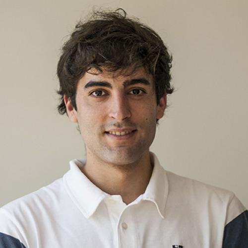 Adrian Blanco, Postgraduate Fellow