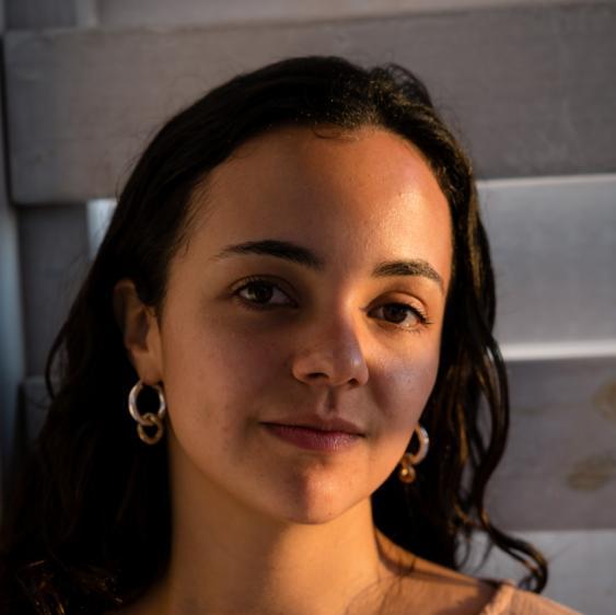 Christina Baussan, Global Migration Fellow at Columbia Journalism School