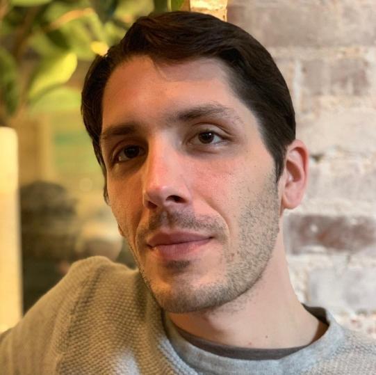 Matt Albasi, Cross-Borders Data Fellow