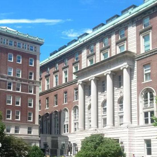 Pulitzer Hall at Columbia University