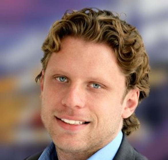 Blake Schmidt headshot