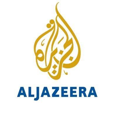 Logo for Al Jazeera