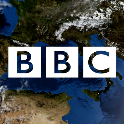 Logo for BBC