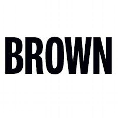 Logo of the Brown Institute