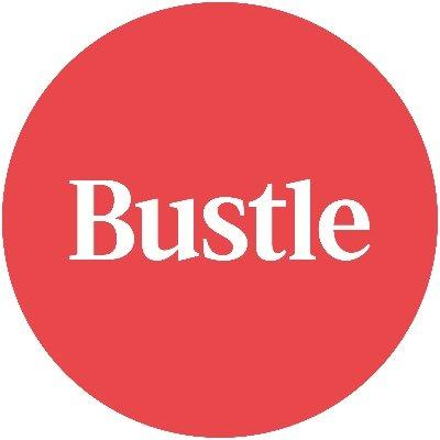Logo of Bustle