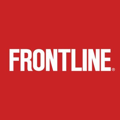 Logo for FRONTLINE