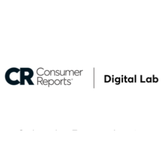 Logo for Consumer Reports Digital Lab