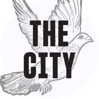 Logo for The City
