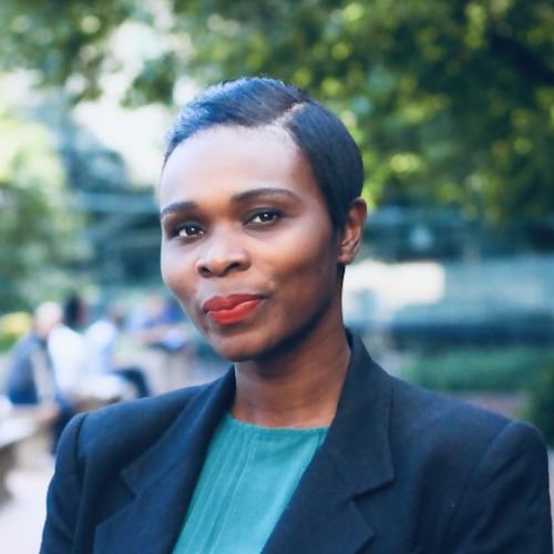 Rita Omokha headshot