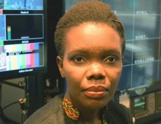 Lydia Namubiru '16 M.S. Data