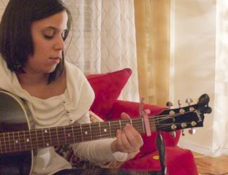 Sara Aridi '15 M.S.