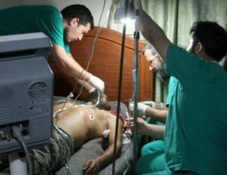 The Secret History of Syrian Rebel Medicine
