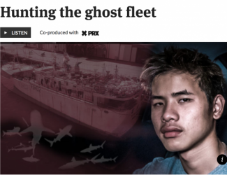 Hunting the Ghost Fleet Story