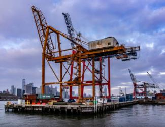 Red Hook Terminal, photo by Adi Talwar via CityLimits