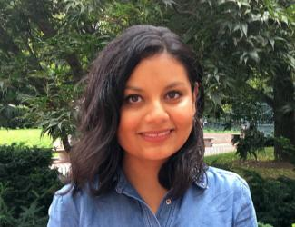 Diana De Lourdes Baptista Rojo, M.S. Data Journalism '19
