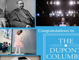 composite of stills from 2020 duPont winners