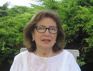 Late Joan Konner outdoors