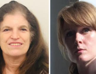 Ann Marie Cunningham & Clair MacDougall headshots