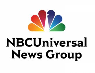 NBC Universal and Columbia Journalism School logos