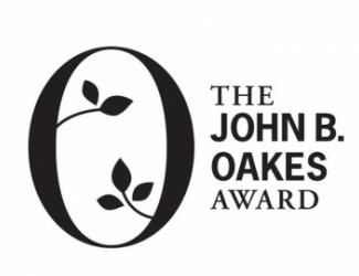 Oakes Award Logo