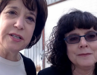 RBG Documentary's Julie Cohen and Betsy West