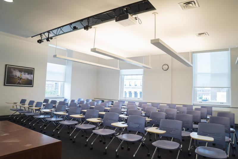 Rental at Columbia Journalism School in New York City