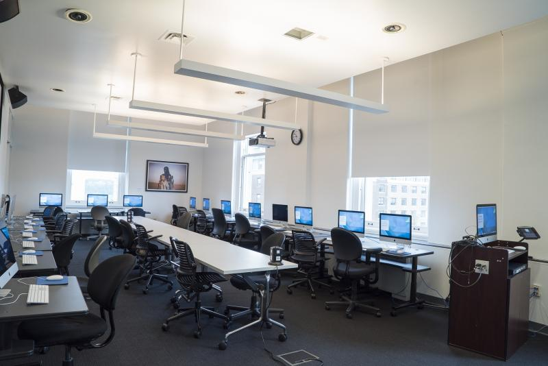 Rental Space at Columbia Journalism School in New York City