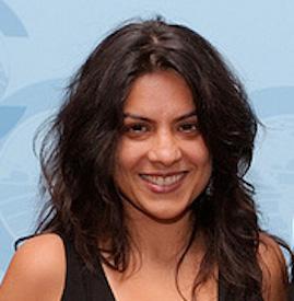 Nina Chaudry headshot